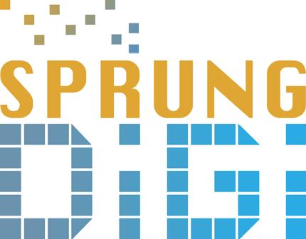 Sprung Digi Logo